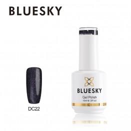 Ημιμόνιμο βερνίκι BLUESKY GEL POLISH 15ML DC22