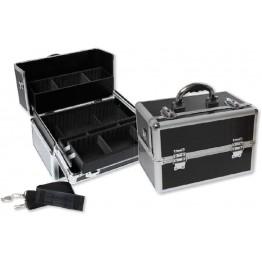 Βαλίτσα μακιγιάζ αισθητικής PARISAX / Noir PH3149N