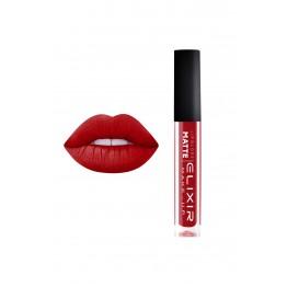 Liquid Lip Matte – #336 (Red Spice)