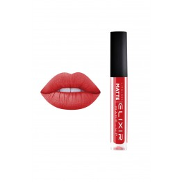 Liquid Lip Matte – #337 (Creamy Orange)