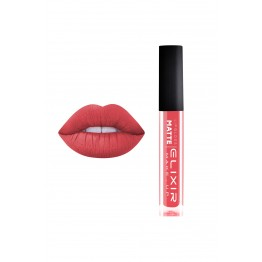 Liquid Lip Matte – #397 (Carmine Pink)