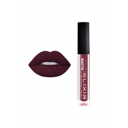 Liquid Lip Matte – #410 (Plum)