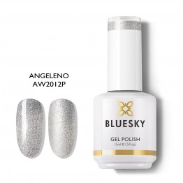 Ημιμόνιμο βερνίκι BLUESKY GEL POLISH 15ML ANGELENO AW20122P
