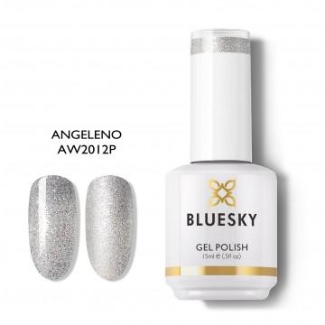 Ημιμόνιμο βερνίκι BLUESKY GEL POLISH 15ML ANGELENO AW20122P