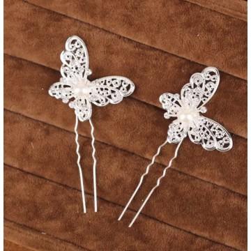 Φρουκετες μαλλιων πεταλούδα για διακόσμηση χτενισμάτων