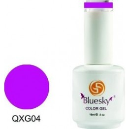 Ημιμόνιμο βερνίκι BLUESKY GEL POLISH 15ML QXG04