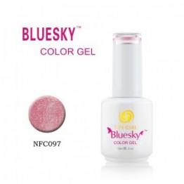Ημιμόνιμο βερνίκι BLUESKY GEL POLISH 15ML NFC97