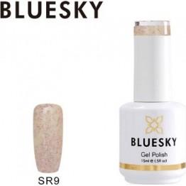 Ημιμόνιμο βερνίκι BLUESKY GEL POLISH 15ML SR09