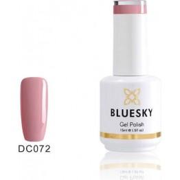 Ημιμόνιμο βερνίκι BLUESKY GEL POLISH 15ML DC072