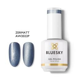 Ημιμόνιμο βερνίκι BLUESKY GEL POLISH 15ML ZERMATT AW2022P