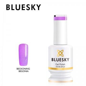 Ημιμόνιμο βερνίκι BLUESKY GEL POLISH 15ML BECKONING
