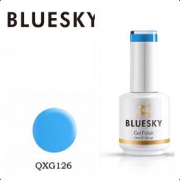 Ημιμόνιμο βερνίκι BLUESKY GEL POLISH 15MLQXG126
