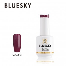 Ημιμόνιμο βερνίκι BLUESKY GEL POLISH 15ML QXG113