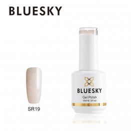 Ημιμόνιμο βερνίκι BLUESKY GEL POLISH 15ML SR19