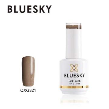 Ημιμόνιμο βερνίκι BLUESKY GEL POLISH 15ML QXG321