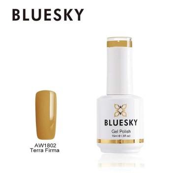 Ημιμόνιμο βερνίκι BLUESKY GEL POLISH 15ML AW1802 Terra Firma