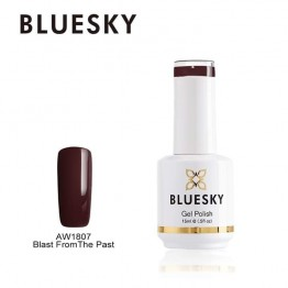 Ημιμόνιμο βερνίκι BLUESKY GEL POLISH 15ML AW1807 Blast FromThe Past