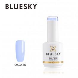 Ημιμόνιμο βερνίκι BLUESKY GEL POLISH 15ML QXG415