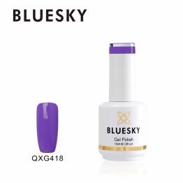 Ημιμόνιμο βερνίκι BLUESKY GEL POLISH 15ML QXG418