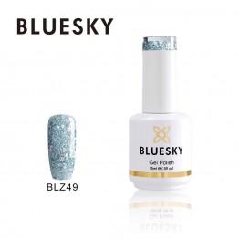 Ημιμόνιμο βερνίκι BLUESKY GEL POLISH 15ML BLZ49