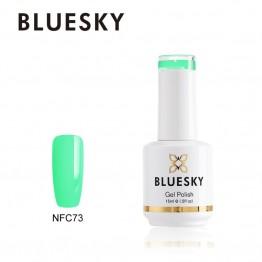 Ημιμόνιμο βερνίκι BLUESKY GEL POLISH 15ML NFC73