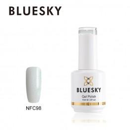 Ημιμόνιμο βερνίκι BLUESKY GEL POLISH 15ML NFC98