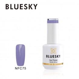 Ημιμόνιμο βερνίκι BLUESKY GEL POLISH 15ML NFC75