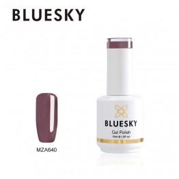 Ημιμόνιμο βερνίκι BLUESKY GEL POLISH 15ML MZA640
