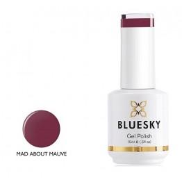 Ημιμόνιμο βερνίκι BLUESKY GEL POLISH 15ML MAD ABOUT MAUVE