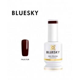 Ημιμόνιμο βερνίκι BLUESKY GEL POLISH 15ML FAUX FUR