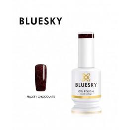 Ημιμόνιμο βερνίκι BLUESKY GEL POLISH 15ML FROSTY CHOCOLATE