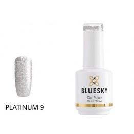Ημιμόνιμο βερνίκι BLUESKY GEL POLISH 15ML PLATINUM9