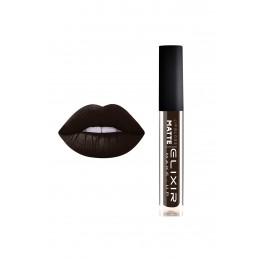 Liquid Lip Matte – #413 (Luxury Black)
