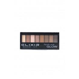 Παλέτα Σκιών Elixir Nature Glow 852C